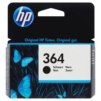 HP Inkoustová kazeta 364 černá