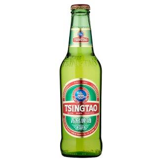 Tsingtao Pivo světlý ležák 11 % 330ml