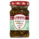 Delicias Green Pepper in Brine 50g