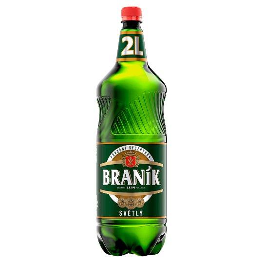 Braník Pivo výčepní světlé 2,0l