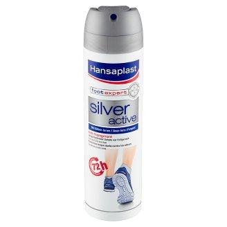 Hansaplast Foot Expert Silver Active Antiperspirant sprej na nohy 150ml