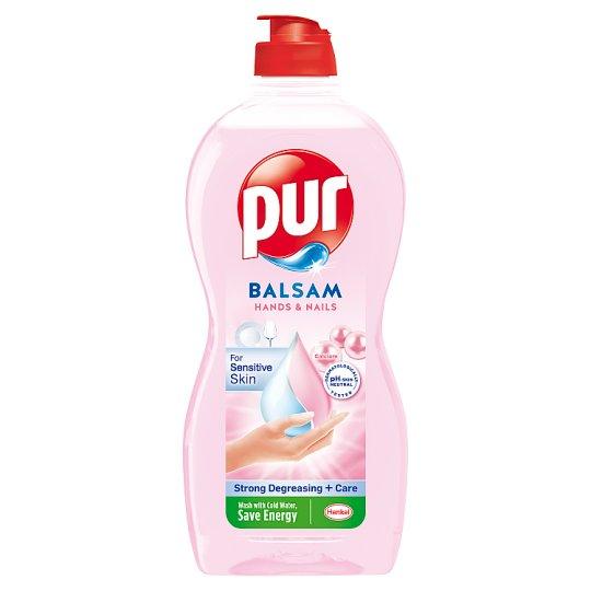 Pur Hands & Nails Calcium prostředek na ruční mytí nádobí 450ml