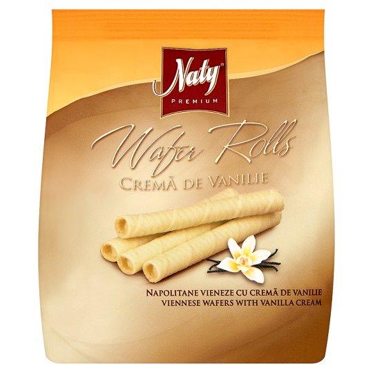 Naty Premium Viennese Wafers Filled Vanilla Cream 100g