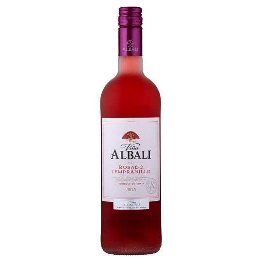 Viña Albali Tempranillo Rosado Dry Rose Wine 75cl