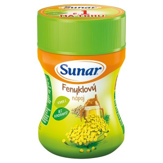 Sunárek Fennel Drink for Children 200g