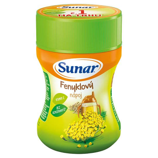 Sunárek Fennel Drink for Children 200g