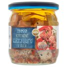 Tesco Spicy Herring in Oil 360g