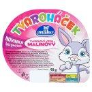 Milko Tvaroháček Tvarohový krém malinový 90g