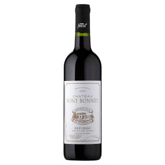 Tesco Finest Château Font Bonnet Médoc červené víno 75cl