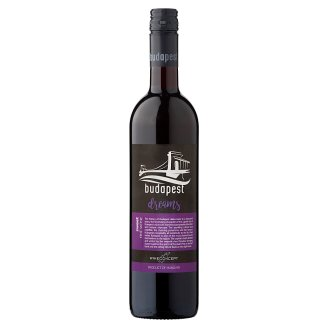 Wine Concept Budapest Dreams Medina Sweet Red Wine 0.75L