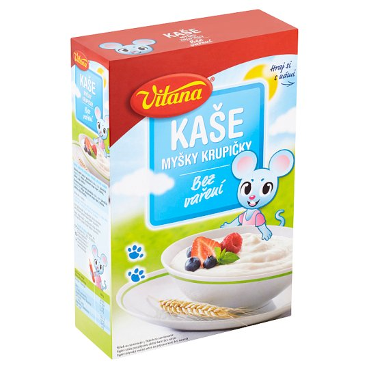 Vitana Porridge Mice Krupička without Cooking 250g