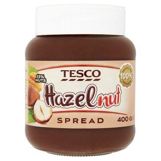 Tesco Hazelnut Spread 400g