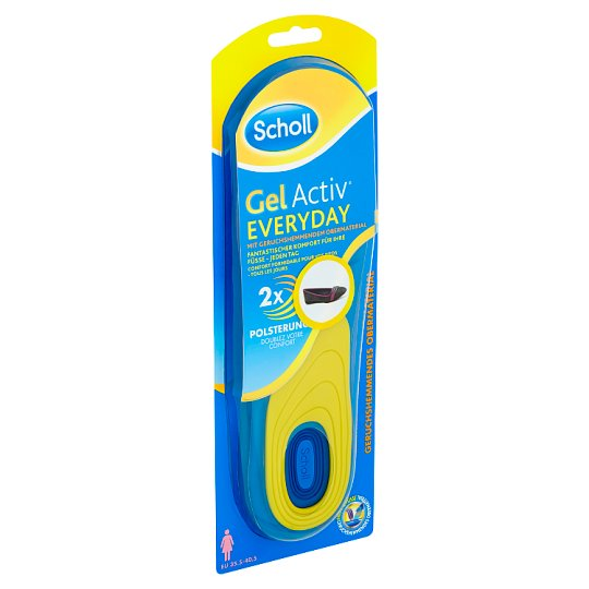 Scholl GelActiv Everyday Slippers - Ordinary Day
