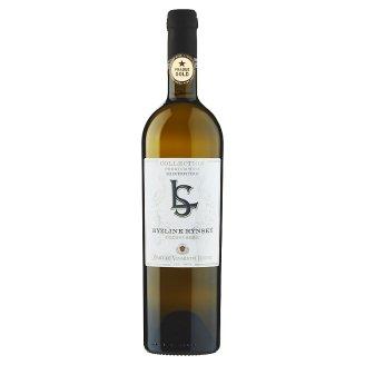 Tesco Finest Ryzlink rýnský pozdní sběr víno suché bílé 0,75l