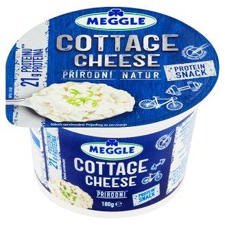 Meggle Cottage cheese čerstvý sýr přírodní 180g