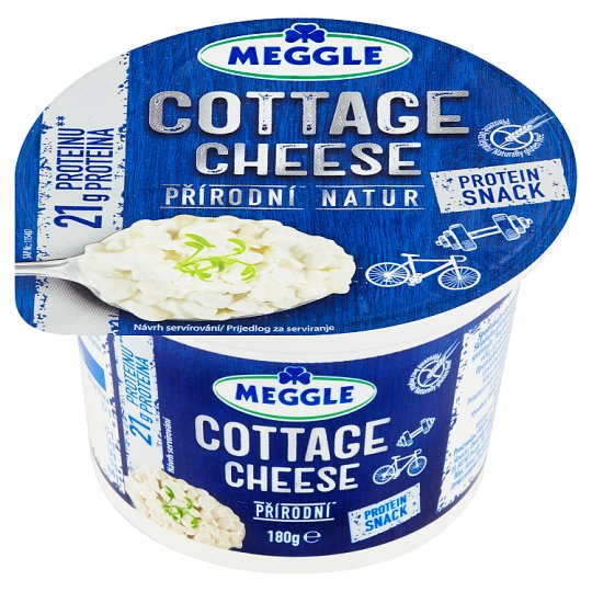Meggle Cottage Cheese Natural 180g