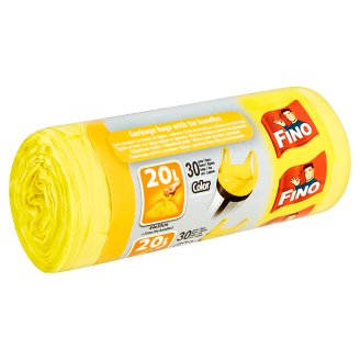 Fino Color Garbage Bags 20L 30 pcs