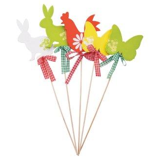 Easter Animal Stick Mix Design