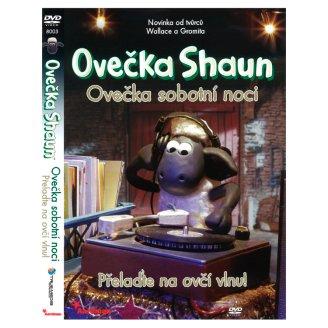 DVD Ovečka Shaun: Ovečka sobotní noci