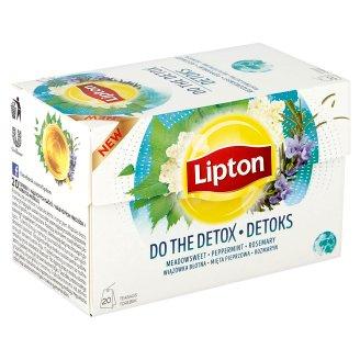 Lipton Bylinný aromatizovaný čaj Do the detox 20 sáčků