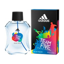 image 1 of Adidas Team Five Special Edition Toilet Water 100ml