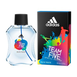 Adidas Team Five Special Edition toaletní voda 100ml