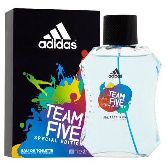 image 2 of Adidas Team Five Special Edition Toilet Water 100ml