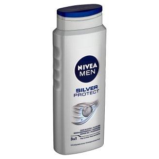 Nivea Men Silver Protect Sprchový gel 500ml