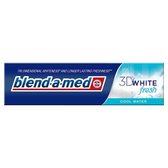 Blend-a-med 3DWhite Fresh Cool Water Zubní Pasta 100 ml