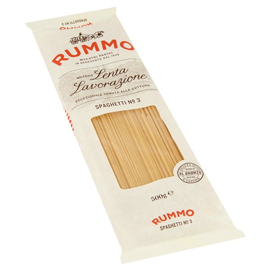 Rummo Spaghetti semolinové těstoviny 500g