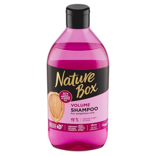 Nature Box šampon Almond Oil 385ml