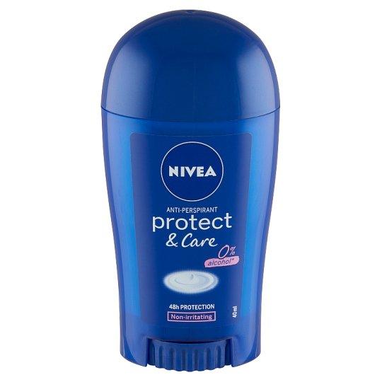 Nivea Protect & Care Antiperspirant Stick 40ml
