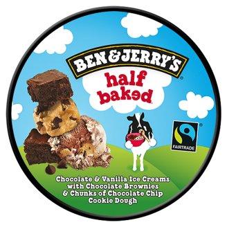 Ben & Jerry's Half Baked zmrzlina 500ml
