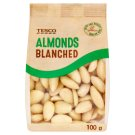 Tesco Almonds Blanched 100g