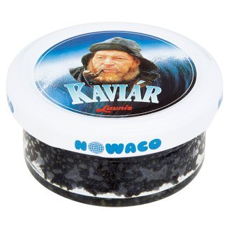 Launis Black Caviar Of Capelin 50g