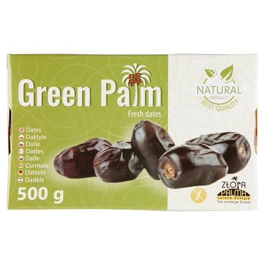 Złota Palma Green Palm datle 500g
