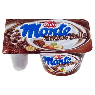 Zott Monte Milk Chocolate Dessert with Hazelnuts 125g
