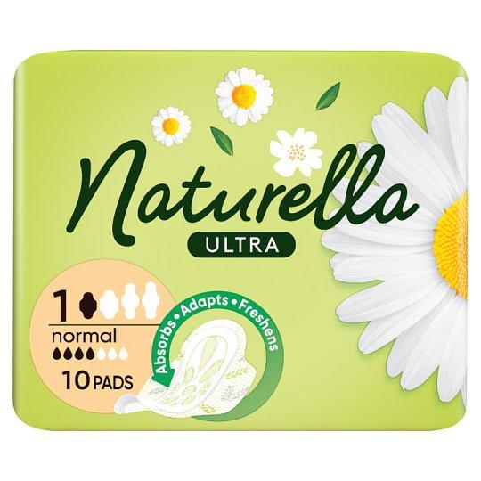 Naturella Ultra Camomile Normal Hygienické Vložky 10x