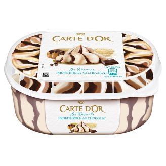 Carte d'Or Profiterole zmrzlina 900ml