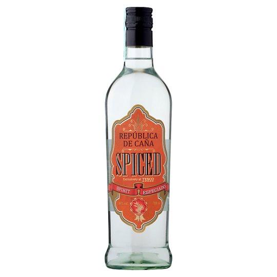 República de Caña Spiced Spirit 700ml