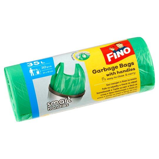 Fino Color Odpadkové pytle 35l 30 ks