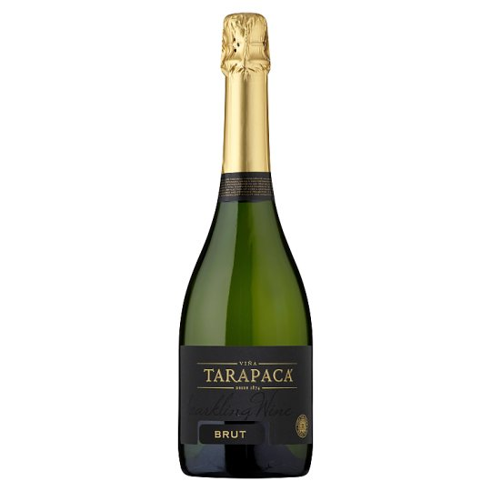 Viña Tarapacá Brut Sparkling White Wine of Chile 0.75L
