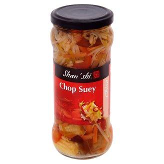 Shan'shi Chop Suey zeleninová směs ve sladkokyselém nálevu 330g