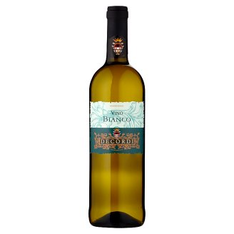 Decordi Vino Bianco Dry White Wine 750ml