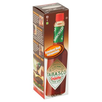 Tabasco Chipotle Pepper Sauce 60ml