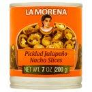 La Morena Pickled Jalapeño Nacho Slices 200g