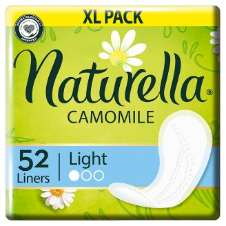 Naturella Camomile Normal Intimky 52x