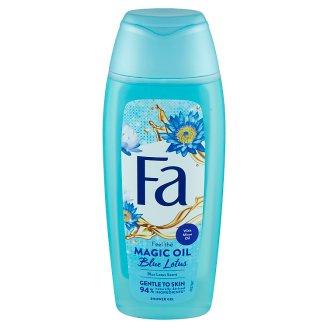 Fa Magic Oil Blue Sprchový gel s vůní modrého lotusu 400ml