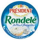 Président Rondelé Creamy Feta Cheese with Blue Cheese 100g