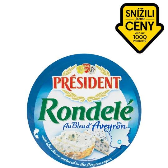 Président Rondelé Au Blend´Aveyron 100g